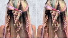 DNA Braids Are The Latest Instagram Hair Trend Reinventing The Term 'Geek Chic'