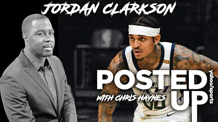 Posted Up - Jordan Clarkson on the Jazz's hot start & his 6th Man of the Year chances