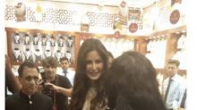 Photos: Katrina Kaif looks like a million bucks at an event in Abu Dhabi