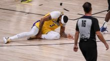 Anthony Davis admits injuries played a role in signing five-year, $190 million deal with Lakers