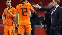 Foot - L. nations - HOL - Pays-Bas: l'avenir du sélectionneur par intérim Dwight Lodeweges incertain