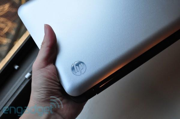 HP Mini 110 and 210 netbooks get Atom N455 and N475 accoutrement