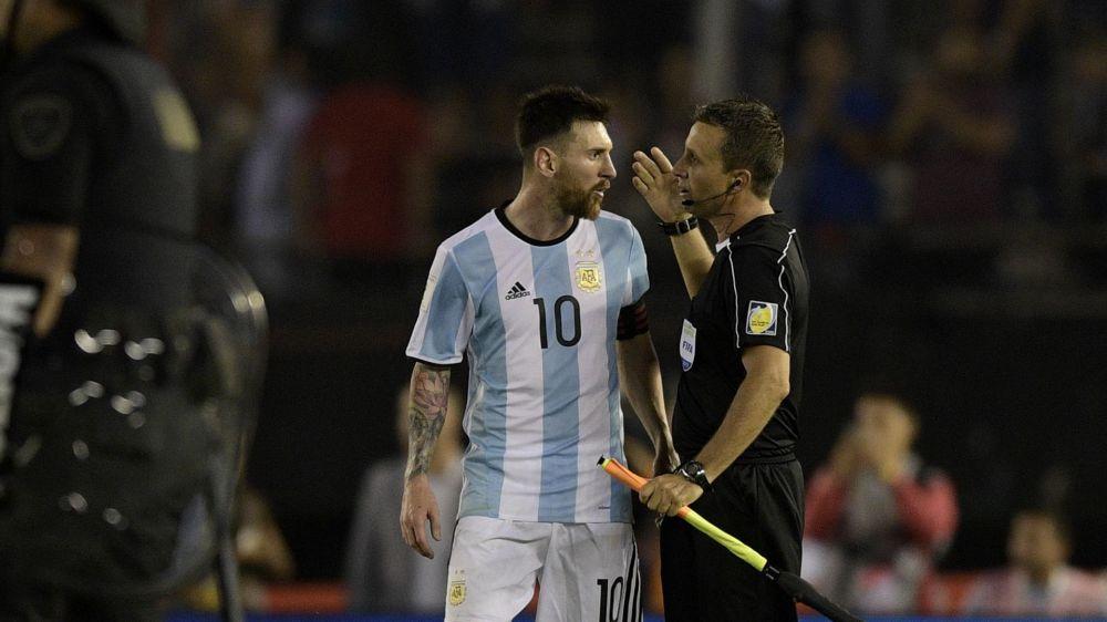 Urgente: Messi é suspenso pela Fifa por quatro partidas e desfalca Argentina
