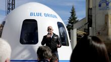 Jeff Bezos' Blue Origin signs launch deal with Canada's Telesat