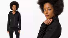 'A slam-dunk winner': Winter runners are obsessed with this Lululemon down-filled jacket