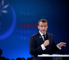 Macron and tech giants launch 'Paris call' to fix internet ills