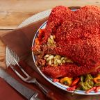 Would You Eat a Hot Cheetos Turkey?