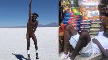 De turista pelado a cochilo fora de hora: Jonathan Azevedo não se importa com a opinião alheia