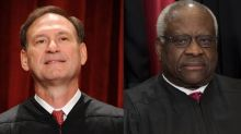 Two conservative Supreme Court justices just launched a chilling attack on the historic equal marriage ruling