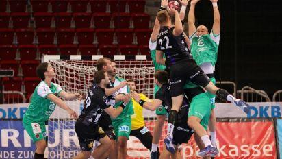 Handball: Füchse retten Punkt in Hannover