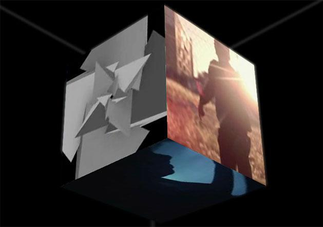 Google's trippy Cube experiment lets you play DJ with six videos at once