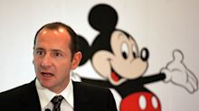 Textbook publisher Pearson names former Disney exec as new CEO