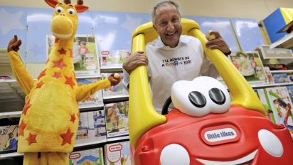 The Toys 'R' Us name is 'basically destroyed'