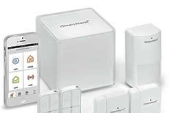 The iSmartAlarm system gives you an effective home security system controlled by your iPhone