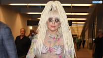 Lady Gaga Arrives In Tokyo As A Coral Reef (and Your Worst Nightmare)