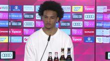 Sane nimmt Champions-League-Titel ins Visier