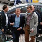Ukrainian court orders house arrest for pro-Russian lawmaker