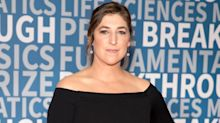 Mayim Bialik Spent Thanksgiving with Her Ex-Husband's New Girlfriend: 'I Was Nervous'