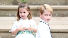 Did Prince George accidentally reveal the royal baby's name months ago?