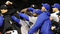 Six players suspended following Royals-White Sox brawl
