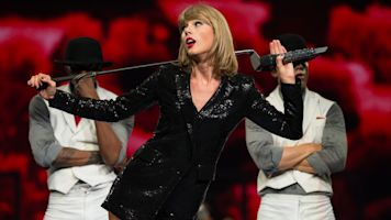 NHL team to cover up Taylor Swift banner