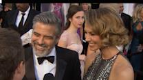 Oscars 2013: 'Argo' Producer George Clooney Talks Being Nominated In Multiple Academy Award Categories Over The Years