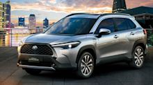 Toyota Corolla Cross Could Fill Out Toyota's U.S. SUV Lineup