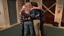 'The Big Bang Theory' celebrate the series finale with emotional behind-the-scenes photos