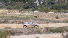 Auto - Sébastien Loeb s'essaye discrètement à l'électrique