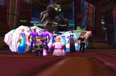 A night on the town, Karazhan style