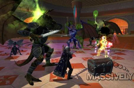 Cross-server dungeons, more level-agnostic dungeons coming to EQII