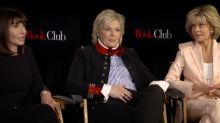 Jane Fonda, 'Book Club' co-stars talk surprising popularity of 'Fifty Shades of Grey' in 'puritan' America