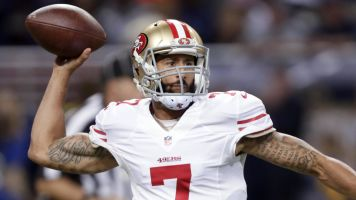 Kaepernick has to pass this test in a big way