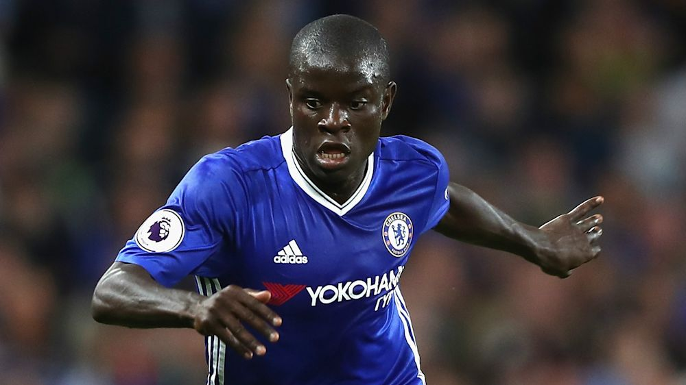 Kante and Griezmann nominated for top French award, but no place for Pogba