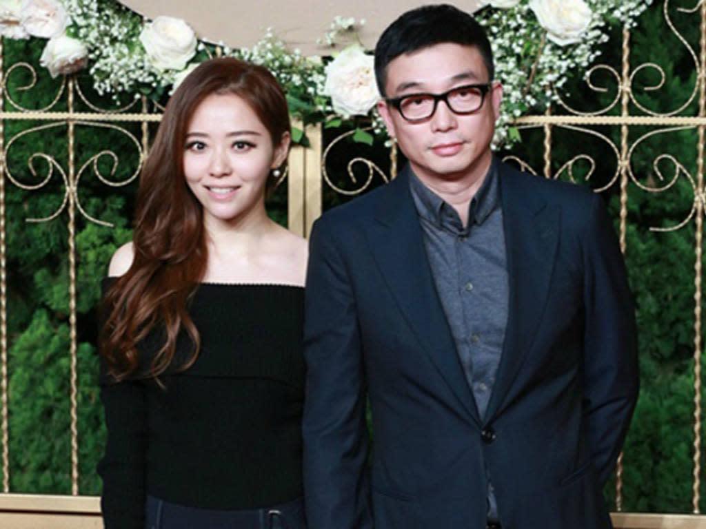 Jane Zhang fuels divorce rumours