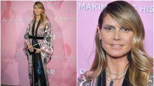 El kimono de Heidi Klum y otros looks de la amfAR Gala de París 2019
