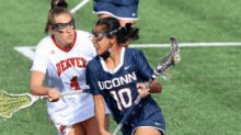 Women's Lacrosse Recap: Denver defeats UConn in two-game set