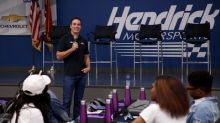 Jimmie Johnson and Ally Team Up to Help Get Kids on Track for Success