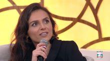 Mônica Iozzi revela na TV: 'Já fui apaixonada por carteiro e um cobrador de ônibus'