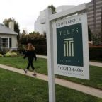 Tight supply weighs on U.S. home sales; job market strengthening