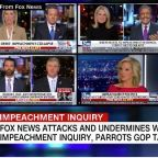 Fox News' Distortion Of Impeachment Hearings Laid Bare In CNN Supercut