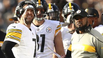 Meet the happier, calmer, drama-free Steelers
