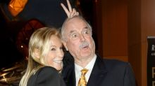 John Cleese 'wishes all his ex-wives would die'