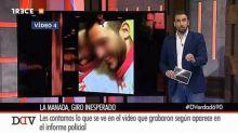 Cancelan un programa tras emitir imágenes de la violación de La Manada