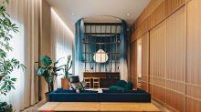 不僅是日式傳統美學!糅合北歐極簡主義的東京新酒店