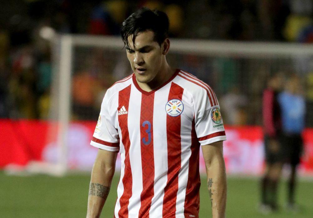 Gustavo Gómez dejó la concentración de Paraguay y vuelve a Milán