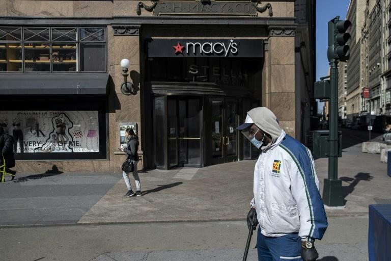 Macy's and other American department stores face a very uncertain future