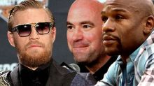 Dana White Makes Real Fight Offer to Conor McGregor and Floyd Mayweather