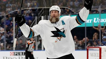Joe Thornton plans to return next season