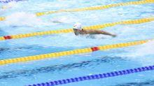 東奧游泳  王冠閎200蝶準決賽分組第6(2) (圖)
